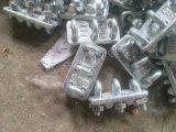 Type multi clip de câble métallique