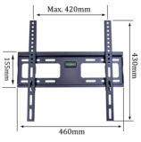 Örtlich festgelegte Fernsehapparat-Wand-Montierung Lgt-F43