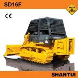 Shantuiのブルドーザーを働かせるSD16fの森林