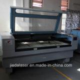 Gravure de laser de la courroie 3D et machine de découpage à grande vitesse Jieda