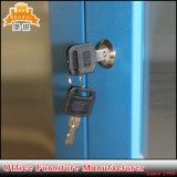Module en verre de livre en métal de meuble d'archivage de porte avec la porte 4