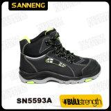 PU/Rubberの足底(SN5593)が付いている産業安全の靴