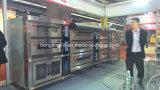 forno di gas lussuoso di 3-Deck 9-Tray dal 1979