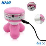 Massager macio com função do altofalante de Bluetooth