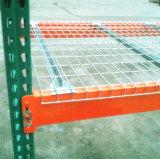 Lager-Speicher-Maschendraht-Plattform