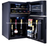 refrigerador y refrigerador combinados 69L de vino
