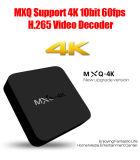 PC 2017 de l'Internet TV de l'androïde 6.0 Rk3229 3D 4K IPTV Ott de Mxq 4K mini de boîtier décodeur intelligent de cadre