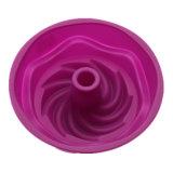 УПРАВЛЕНИЕ ПО САНИТАРНОМУ НАДЗОРУ ЗА КАЧЕСТВОМ ПИЩЕВЫХ ПРОДУКТОВ И МЕДИКАМЕНТОВ аттестует прессформу торта силикона качества еды материальную, роторный цветок сформированная прессформа торта силикона/прессформа пудинга
