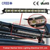 26mm 마이크로 단면도 36W 13.5inch 크리 사람 LED 차 표시등 막대 (GT3520-36W)