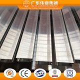 Perfil de alumínio da venda quente para Windows deslizante e portas