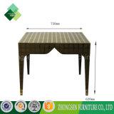 販売の販売の安い正方形の高貴なダイニングテーブルのための工場