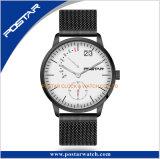 ダイヤルのSppphireアーチ形にされた半球形のガラスロンダ特別なMovtの腕時計