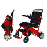 障害者のための卸し売り工場価格の使用された折る電動車椅子