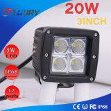 3inch 20W LED Arbeits-Licht nicht für den Straßenverkehr