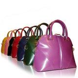 Neue glänzende Einfachheits-Entwürfe der Handtasche für Zubehör der Frauen