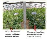토양 국제적인 수준을%s 가진 깊은 분 및 증기 살균 기계