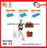La tablilla de Sam inmoviliza la tablilla de aluminio universal quebrada de los primeros auxilios de la tablilla del brazo de la pierna de lesiones del esguince de los huesos
