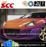 arbeiten metallisches Automobil 1k Lack-Veilchen-Farbe nach