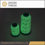 刺繍または編むか、または編むことのための150d/2ポリエステル明るい糸