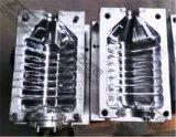 A fábrica fornece o molde de sopro plástico do recipiente do frasco das cavidades 1-6