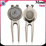 Accesorio de golf Golf Design Custom Hardware Golf Divot Tool