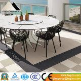 Плитка отполированная песчаником фарфора 3 поверхностей белым 600*600mm для пола и стены (SP6501M)