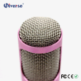 Made in Clouded Stereo Sound Condenser Bluetooth Wireless Microphone Dynamic Mic for Computer PC