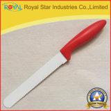 Couteau de pain antiadhésif d'acier inoxydable de qualité petit (RYST0141C)