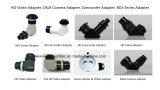 Sistema da imagem latente de Digitas (divisor de feixe e adaptador da câmera) para a lâmpada da régua de Zeiss SL-115