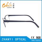 Blocco per grafici di titanio di vetro ottici di Eyewear del monocolo del Pieno-Blocco per grafici leggero variopinto (9103)