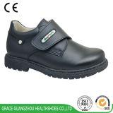 Мальчика протезных ботинок малышей ботинок фиоритуры ботинки предохранения ортоого