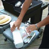 Papier d'aluminium de cuisine pour l'emballage