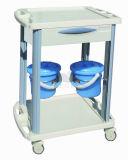 2 물통 아BS 병원 치료 트롤리를 가진 AG CT001b3