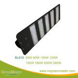Indicatore luminoso di via di SL010 50W 60W 100W 120W 150W 180W 200W 240W LED