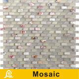 Mosaico horizontal caliente del vidrio cristalino de la mezcla de la venta 8m m para la serie del horizonte de la decoración de la pared (horizonte S E01/E02/E03)