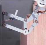 Guarnición ascendente de la elevación del almacenador intermediaro con el soporte Suave-Cerrado de la cabina (A688S)
