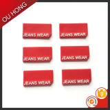 Personifizierte Entwurfs-weich haltbare preiswerte Barcode-Kleid-Kennsätze
