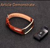 Moniteur imperméable à l'eau de Heatrate d'interconnexion de Wechat d'USB intégré le sommeil de Bluetooth contrôlant le Superbe-Long androïde intelligent en attente de montre