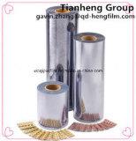 약 진공 패킹을%s 높은 투명한 공간 PVC 엄밀한 필름