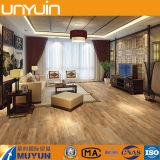 Azulejo de suelo de vides de madera del roble W-8, surtidor de China, azulejo del vinilo del PVC
