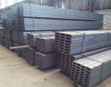 Aço da canaleta em U do material de construção do perfil de aço Manufactutrer