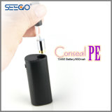 2017 новых наборов Vape PE Vape Seego Conseal атомизатора масла Cbd