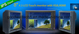 "4: 3 HDMI voerde Touchscreen van 8 "" TFT LCD Monitor in"