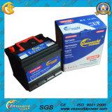 Série livre DIN55mf da bateria de carro da manutenção