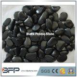 Черный камень камушка высокого качества для настила