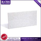 mattonelle impermeabili della parete del rivestimento murale dei materiali da costruzione 300X600 per la stanza da bagno della cucina
