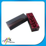 Progettare il contenitore per il cliente impaccante di vino di carta con rivestimento di seta