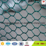 Ячеистая сеть PVC Coated шестиугольная (мелкоячеистая сетка) с сертификатом ISO