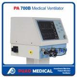 Ventilador médico hospitalar China PA-700b com compressor de ar