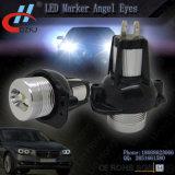 Canbus를 가진 E90 6W LED 차 램프 LED 천사 눈